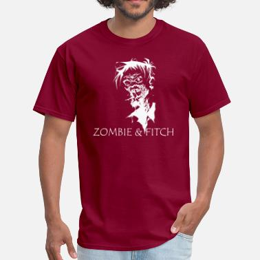 Abercrombie And Fitch Zombie & fitch [white edition] - Men's T-Shirt