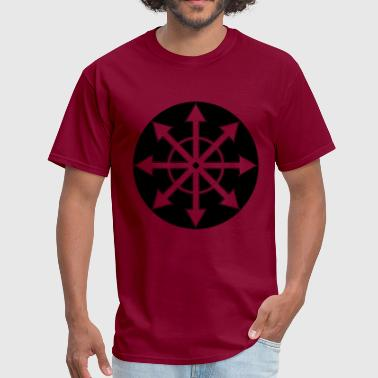 CHAOS WHEEL 1 - Men's T-Shirt