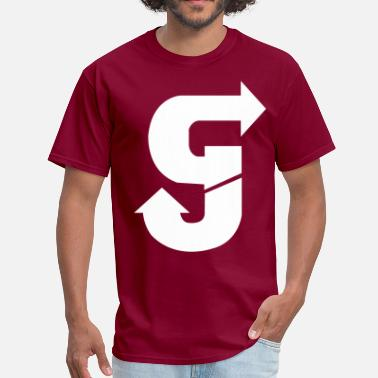 Variety The Geek Junction LOGO: Tee for Mens - Men's T-Shirt