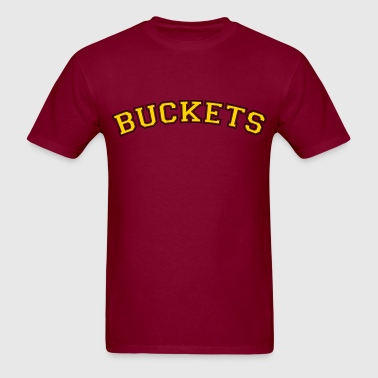 buckets - Men's T-Shirt