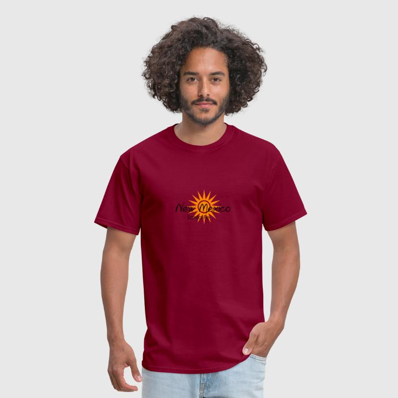 santa fe new mexico - Men's T-Shirt