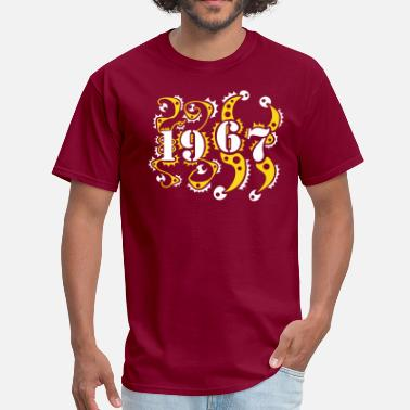 1967 1967 Birthday Year Shirt - Men's T-Shirt