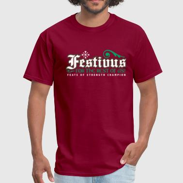 Festivus Christmas T Shirt - Men's T-Shirt
