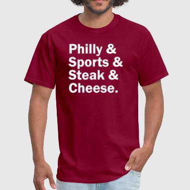 Typical Philly - Men's T-Shirt