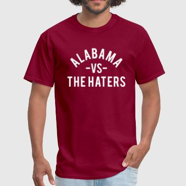 Funny Alabama Alabama vs. The Haters - Men's T-Shirt