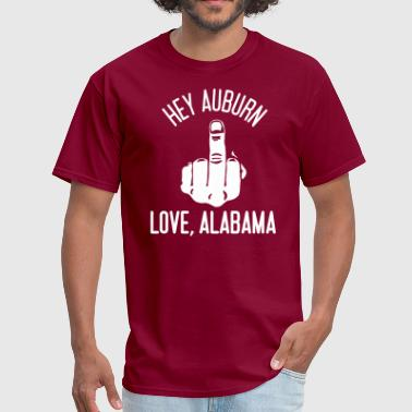 Funny Alabama Love, Alabama - Men's T-Shirt