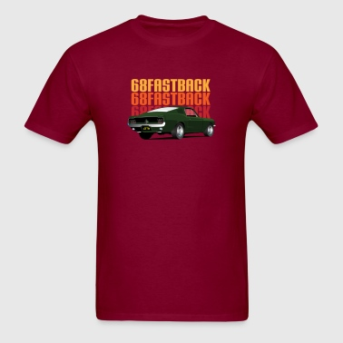 68 fastback - Men's T-Shirt