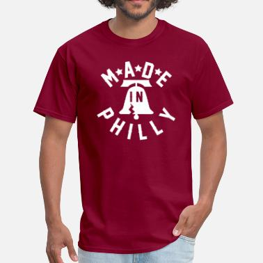 Philly Made In Philly - Men's T-Shirt