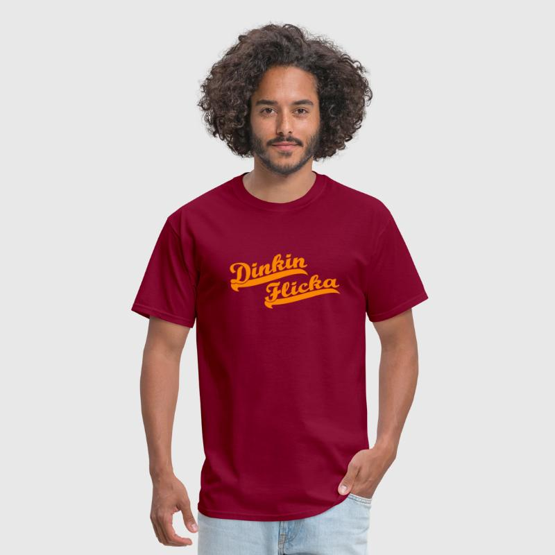 Dinkin Flicka - Men's T-Shirt