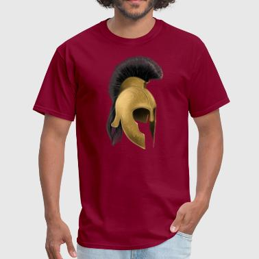 helmet - Men's T-Shirt