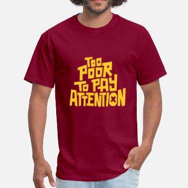 Pays De La Loire To pay attention - Men's T-Shirt