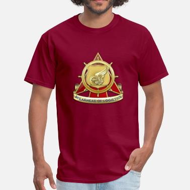 Insignia Patch Transportation Corps Regimental Insignia - Men's T-Shirt