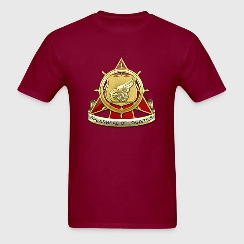 Transportation Corps Regimental Insignia - Men's T-Shirt
