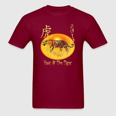 Year Of The Tiger 2010 - Men's T-Shirt