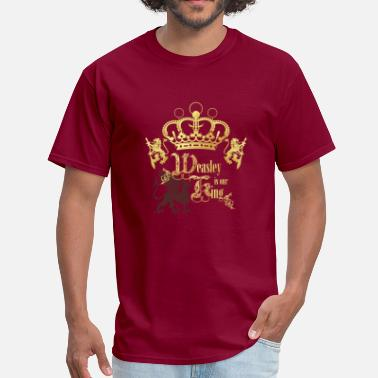 Ron Weasley Weasley is Our King - Men's T-Shirt