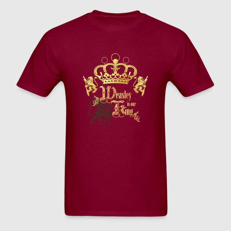Weasley is Our King - Men's T-Shirt