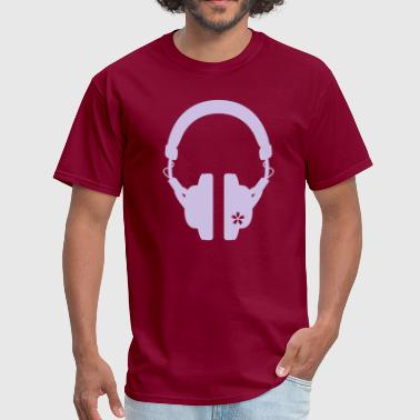Cheryl Blossom HEADPHONES & CHERRY BLOSSOM A - Men's T-Shirt