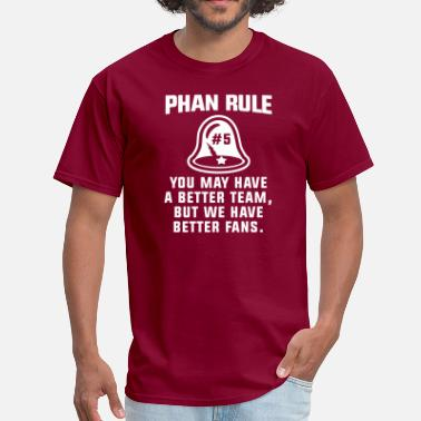 Phan Phan Rule 5 - Men's T-Shirt