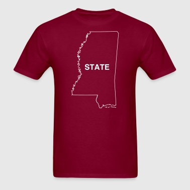 Mississippi State - Men's T-Shirt