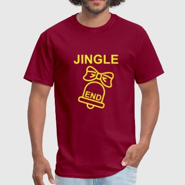 Bell End Jingle Bell End - Men's T-Shirt