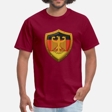 German Eagle German Eagle Shield - Men's T-Shirt