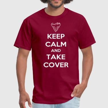 Pch Keep Calm PCHS 8Brand Approved T-Shirt - Men's T-Shirt