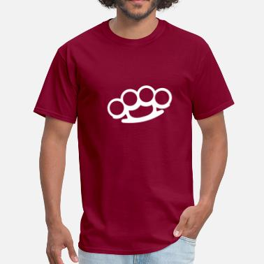 Brass Brass knuckles - Men's T-Shirt