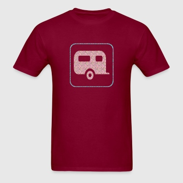 A TRAILER - Men's T-Shirt