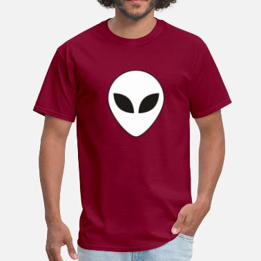 Cute Alien Alien - Men's T-Shirt