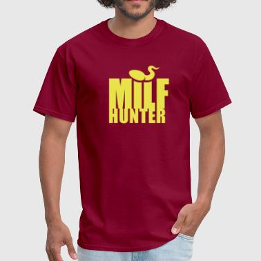 Milf Motherfucker Milf Hunter - Men's T-Shirt