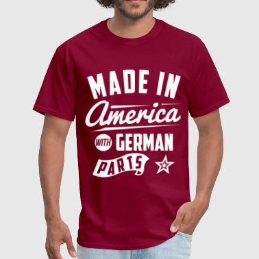 German American American German - Men's T-Shirt