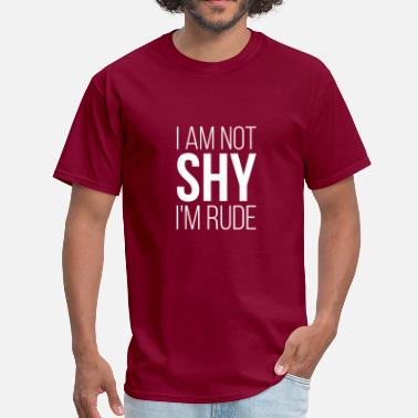 Not Shy shy - Men's T-Shirt