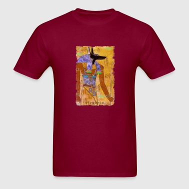 THE ANUBIS PARCHMENT - Men's T-Shirt