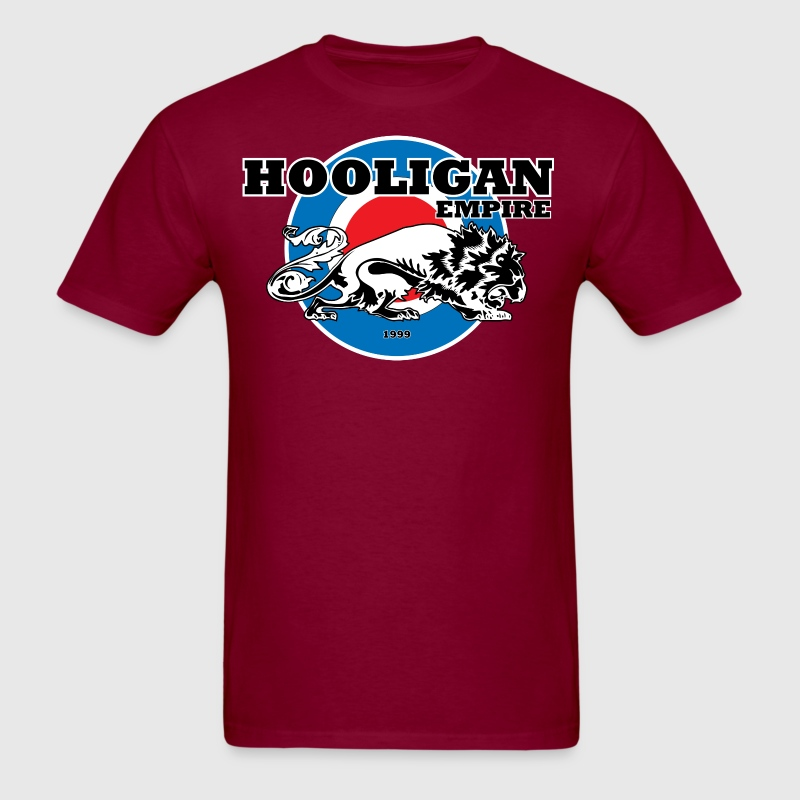 Mod Hooligan - Men's T-Shirt