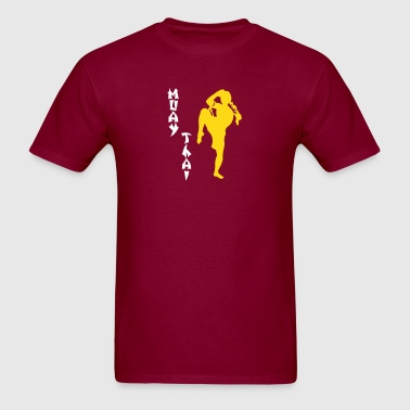 kickboxing - Men's T-Shirt