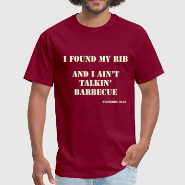 IIF - I FOUND MY RIB S3 - Men's T-Shirt