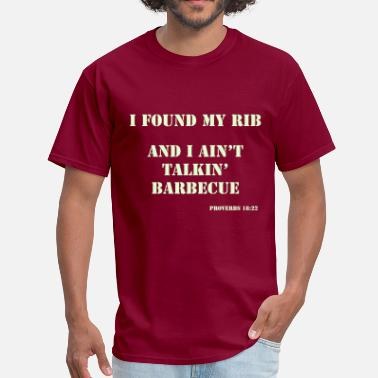 S3 IIF - I FOUND MY RIB S3 - Men's T-Shirt