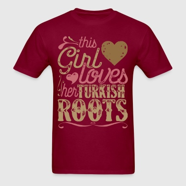 Turkish Roots Shirt Gift Turkey - Men's T-Shirt