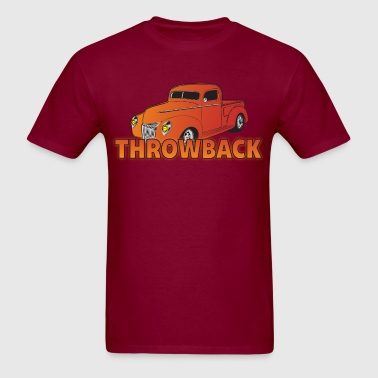 throwback 2 - Men's T-Shirt