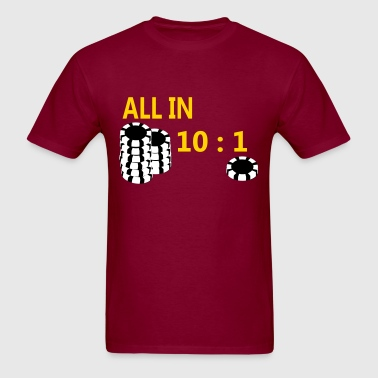 10 to 1 Rule - Men's T-Shirt