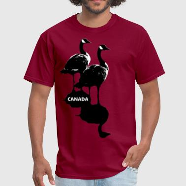 Canada Goose Souvenir Cool Canada Art Gifts - Men's T-Shirt