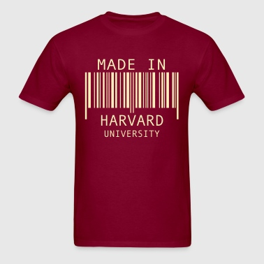 Made in Harvard University - Men's T-Shirt