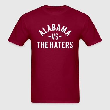 Alabama vs. The Haters - Men's T-Shirt