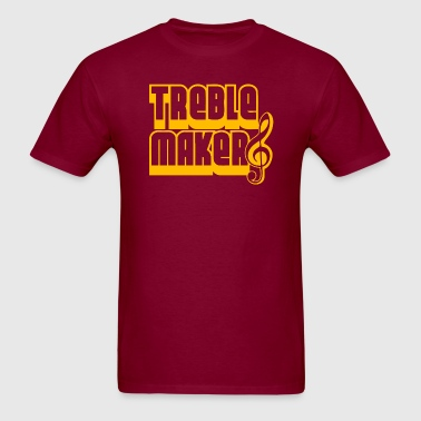 TrebleMaker - Men's T-Shirt