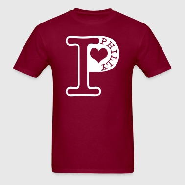 Love Philly - Men's T-Shirt