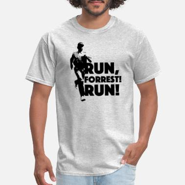 Forrest Run, Forrest, Run! - Men's T-Shirt