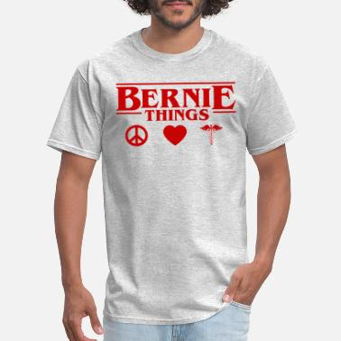 Election Bernie Things - Men's T-Shirt