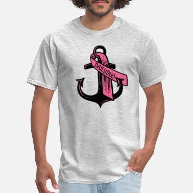 Breast Youtuber DailyDuo Breast Cancer Awareness - Men's T-Shirt