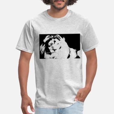 Lion - Men's T-Shirt