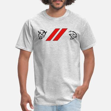 Dodge DEMON HELLCAT - Men's T-Shirt